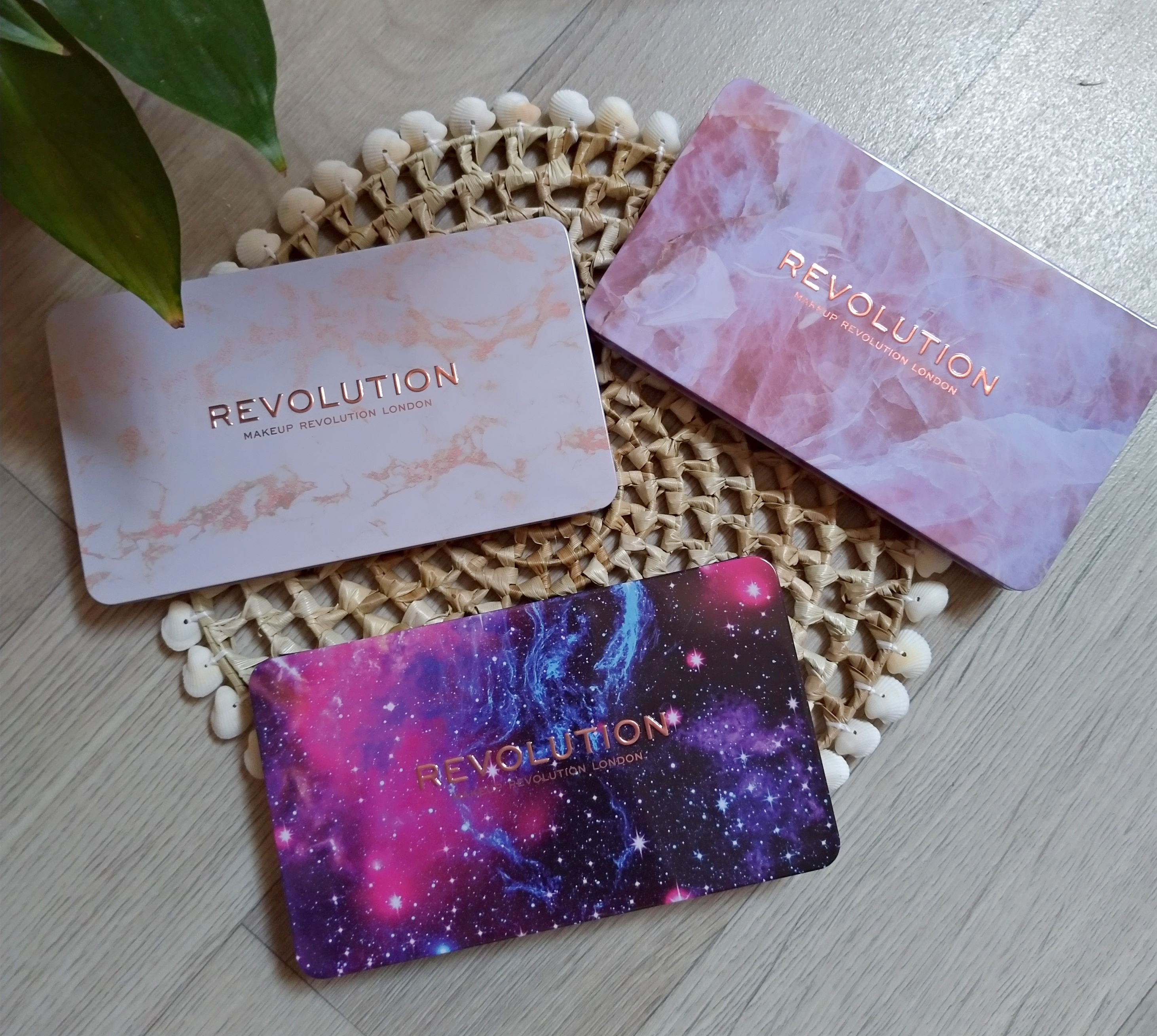 Forever Flawless - Les palettes Makeup Revolution