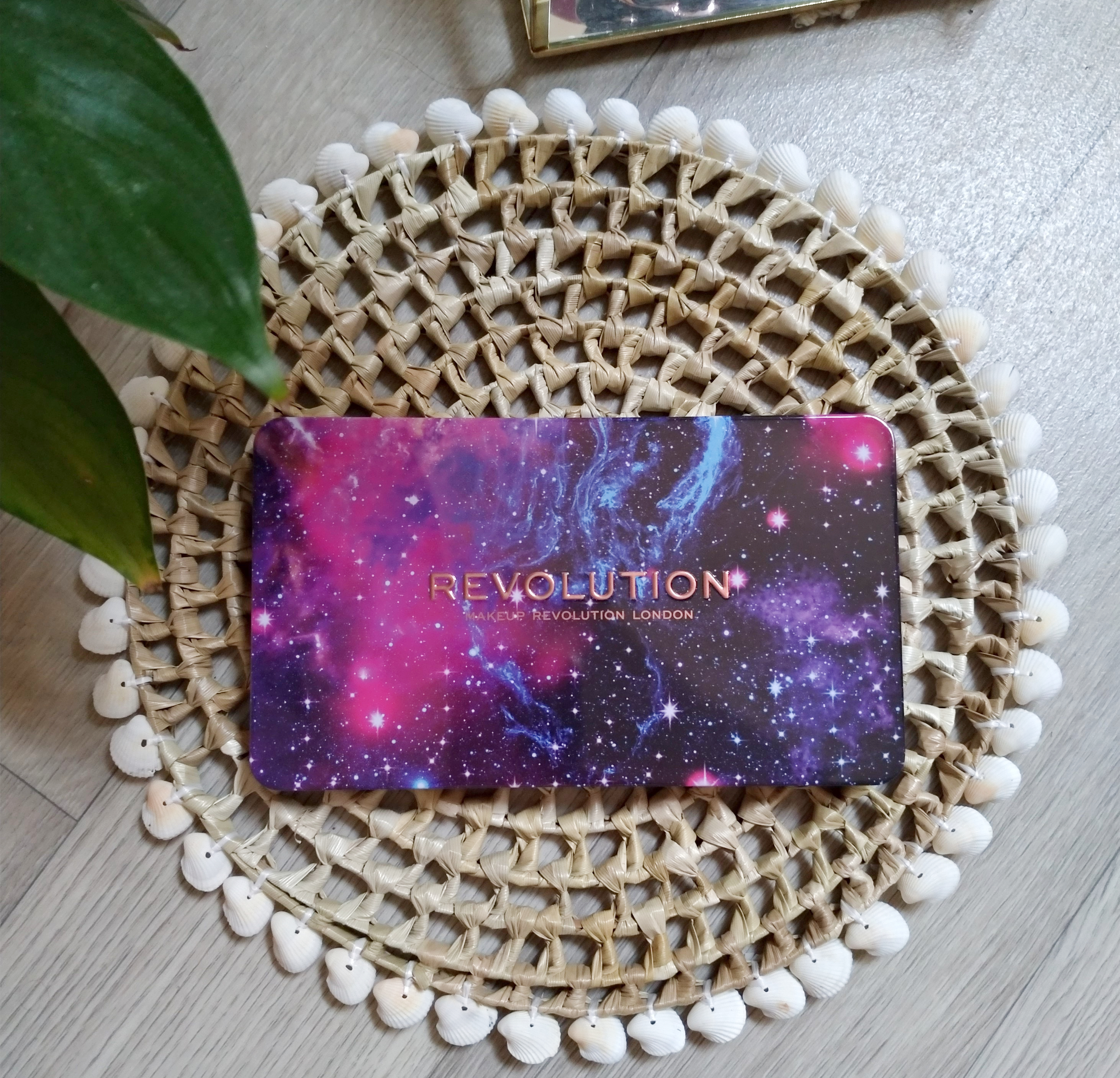 Palette Constellation Makeup revolution