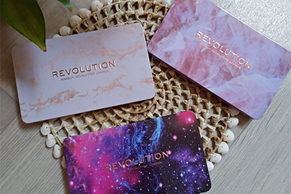 Forever Flawless - Les palettes Makeup Revolution