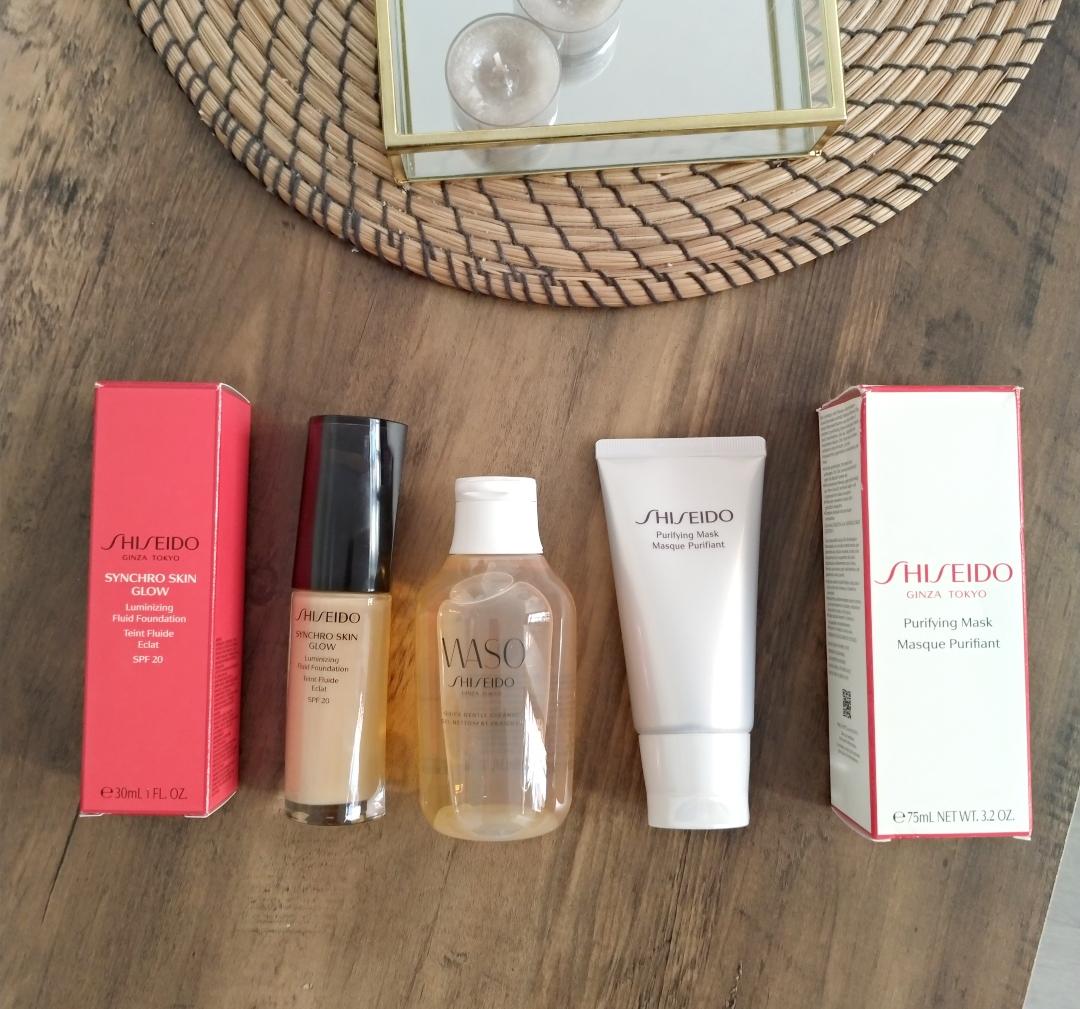 Shiseido une marque complète