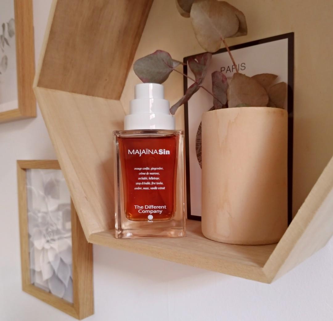 the different company Majaina un parfum de niche